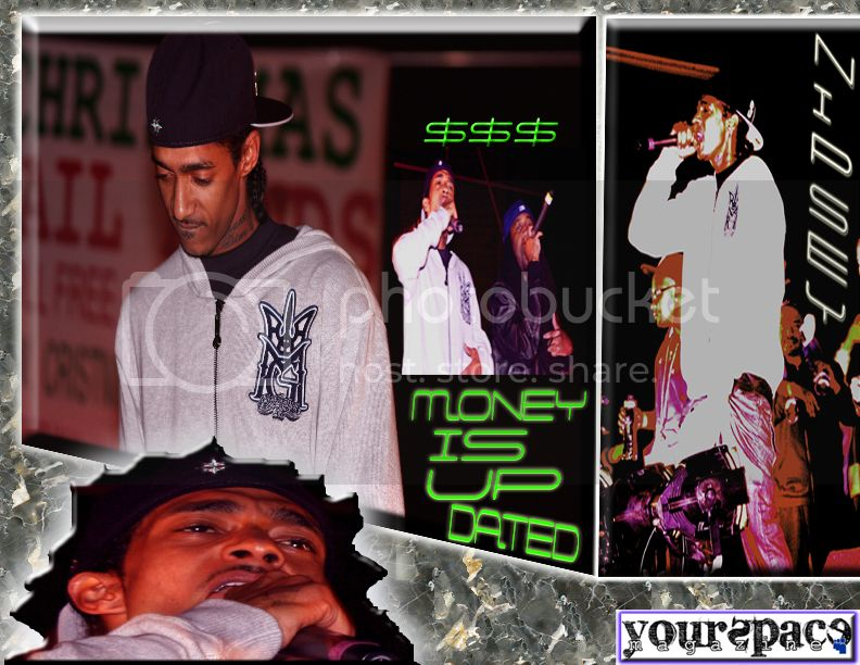 YOURSPACE MAGAZINE ONLINE PICTURES NIPSEY ON STAGE