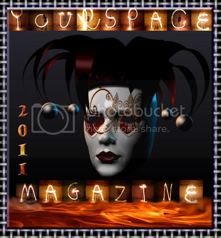 YOURSPACE MAGAZINE 2011 ONLINE,DA. MAG. 20011,DARREN GETZE