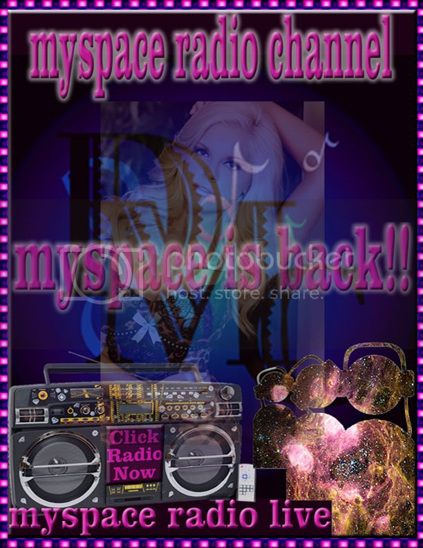 MYSPACE RADIO CHANNEL,420 MELT MIX,MYSPACE RADIO LIVE. YOURSPACE MAGAZINE,DA. MAG.,RADIO SHOW