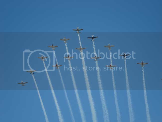 Form-1.jpg T-28 formation, 60th aniverisary picture by wa4brl