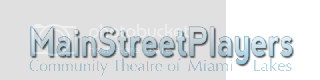Main Street Players Community Theater of Miami Lakes
